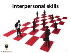 interpersonalskill