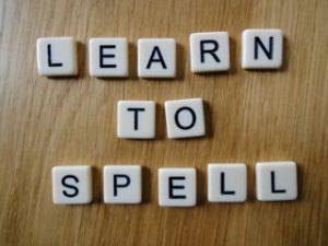 spelling-help